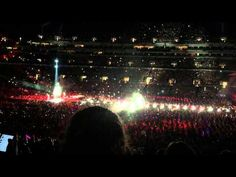 """One Direction """"Drag Me Down"""" - OTRA Baltimore, MD August 8, 2015 from far"""