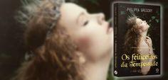 Os Feiticeiros da Tempestade - segundo livro da coleção Ordem da escuridão de Philippa Gregory, publicado no Brasil pelo Grupo Editorial Record | Galera