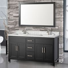 5 foot double vanity. MTD Vanities Ricca 60 In  Double Sink Bathroom Vanity Set The Is An Easy Way To Transform Your 5 Foot Top Http Reformtherfs Us Pinterest