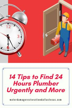 Plumber in Allen TX: 14 Tips to Find 24 Hours Plumber Urgently and More. With these tips, it will be easier to find the ideal professional, with whom you can contact in case of emergency and who can help you as soon as possible.