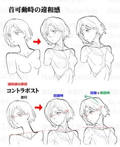 Fireytika on anatomy tutorial disclaimer i do not own this art this account is gallery for tutorial pose reference collections drawing body female manga ideas Manga Drawing Tutorials, Manga Tutorial, Anatomy Tutorial, Painting Tutorials, Body Tutorial, Art Tutorials, Anatomy Sketches, Anatomy Drawing, Anatomy Art