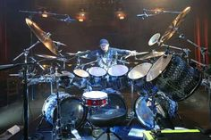 the rev drum set