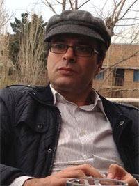 رضا شکراللهی داستان نویس و منتقدReza Shokrollahi(Writer and critic)