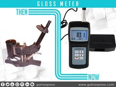 Did you know that the the earliest #Glossmeter was attributed to Ingersol Glarimeter,he invented it in 1914 to measure the #glare of paper.As time goes by people have created a gloss meter that can be #accessible to everybody. Visit http://www.gainexpress.com/collections/water-quality-products to know more of our gloss meter
