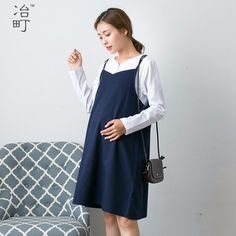 101222aac6400 Best quality cheap fashionable designer stylish cute black white maternity  and nursing dresses Budget Fashion,