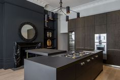 Kitchen Architecture - Home - Bespoke bulthaup in north west London apartment
