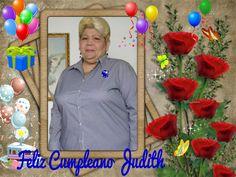HAPPY BIRTHDAY TO MY FB FRIEND JUDITH 4/4/17