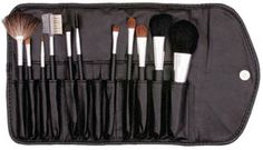 Studio Direct Makeup Brushes - Made in USA & Animal Cruelty Free