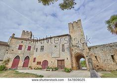 Larressingle, Medieval Village, France