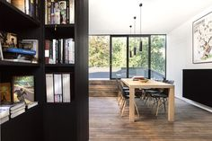Gallery of Semi-detached House with Outdoor Area / Studio K Interior & Landscape Architects - 17