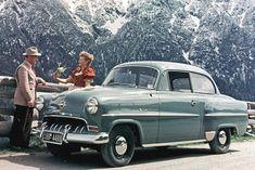 Opel Olympia (1953) - Erinnerungen an heiße Fahrstunden auf unserjahrgang.de