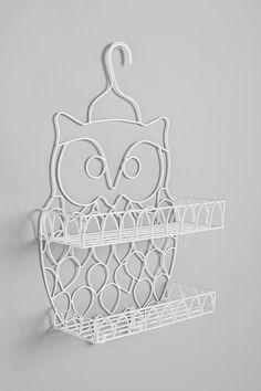 would go cute with owl shower curtain. Owl Kitchen Decor, Owl Home Decor, Owl Bathroom Decor, Owls Decor, Bathroom Ideas, Owl Bedrooms, Owl Shower, Beautiful Owl, Owl Crafts