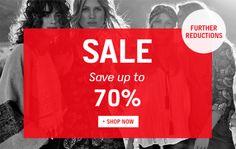 Hasta un 70% de descuento en la web de Vero Moda