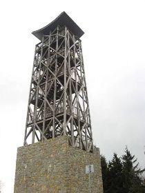 Velký Lopeník (rozhledna) - Rozhledna - Střední Morava - Slovácko a Bílé Karpaty