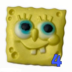 Spongebob Squarepants soap 🧽