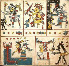 Analysis of an Aztec Encounter