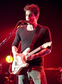 John Mayer is...... !!
