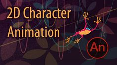 Video Tutorial: Learn how to create character animation in Adobe Animate CC. In this video tutorial you can learn how to create a vector character animation,… After Effects Character Animation, 2d Character Animation, Photoshop Animation Tutorial, Photoshop Design, Learn Animation, Flash Animation, Web Design, Graphic Design Art, Character Design Tips