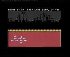 Atari 800 XL - Agent USA