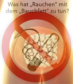 Für ewig schlank: Warum Rauchen Bauchfett und somit Übergewicht förd...