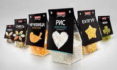Food Package by igor ovsyannykov, via Flickr #package #design #packaging
