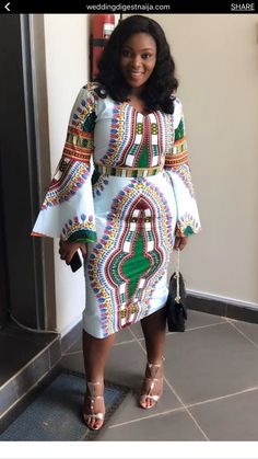 AfroFashionStyle: Latest and Trendy African-Inspired Office Wears Outfits For Ladies 2018 African Dresses For Women, African Print Fashion, Africa Fashion, African Attire, African Wear, African Fashion Dresses, African Women, Fashion Outfits, African Prints