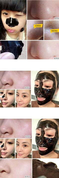 [Visit to Buy] Rosotenan Blackhead Face Mask Remover Nose Black Mask Mud Deep Cleansing Acne Treatment Black Head 1Pcs #Advertisement
