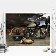 poster moto 15 - 30x40cm