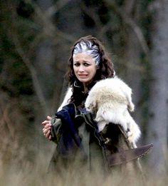 Teàrlag Mormont • Olga Kurylenko as Etain in Centurion (2010)