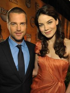 Chris O'Donnell and Michelle Monaghan