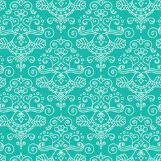 Pattern for wedding stationery