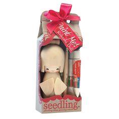 P�ntame, mu�eca Kokeshi - Seedling