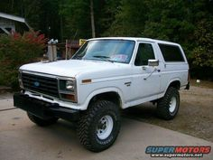 Tennessee 1985 Ford bronco for sale. - Ford Bronco Forum