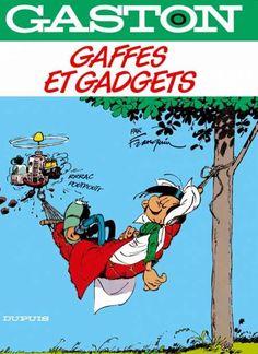 BD – Gaston Lagaffe by Franquin.