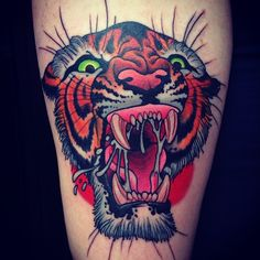 Amazing ink done by Peter Lagergren.