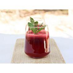 Udrensende juice, der støtter kroppens egne afgiftningsprocesser
