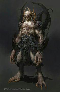 Khorne daemon?