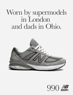 New Balance Continues to Celebrate the Worn by Dads in Ohio & Supermodels in London Sports Advertising, Creative Advertising, Full Tracksuit, Dad Shoes, Classic Trench Coat, Dad Sneakers, Athleisure Trend, Nike Basketball Shoes, History