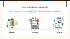 Gumroad: sell online without the middle man