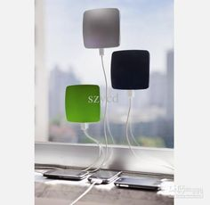 Wholesale Window Solar Charger Sticks to the inside of a window to soak up the sun Portable chargers XD design, Free shipping, $18.81-27.93/Piece | DHgate