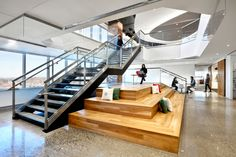 Best 39 Best Office Stairs Images Stairs Design Office 400 x 300