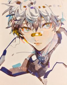 Pretty Art, Cute Art, Manga Art, Anime Art, Mega Anime, Boy Art, Art Reference Poses, Character Design Inspiration, Cool Drawings