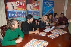 """Programa """"Soy Autor"""" para fomentar la lectura - El Tribuno.com.ar - Jujuy"""