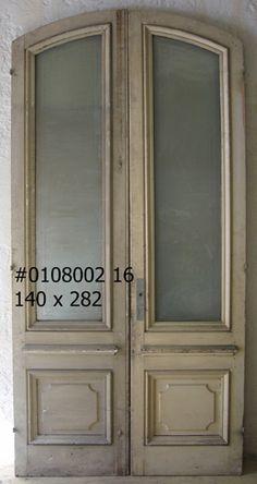 Antique French Door