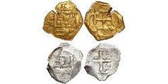 Coin 8 Real Bolivia / Viceroyalty of Peru (1542 - 1824) Silver 1752 Ferdinand VI of Spain (1713-1759) with price
