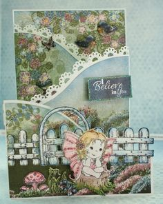 Wildwood Cottage Preview #2 - Heartfelt Creations