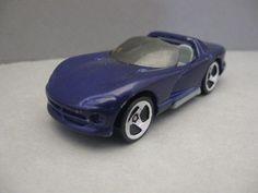 Hot Wheels 1992 Dodge Viper RT Purple Gray Diecast Sports Car    #dodge #dodgeviper #sportscar #purple #diecast #hotwheels #cars #toys #rt10 #ebay