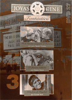 Flash Gordon conquista el Universo / director, Ford Beebe, Ray Taylor. El Llanero Solitario = The Lone Ranger / director, George B. Seiltz Jr. El ladrón de Bagdad = The thief of Bagdad / director, Ray Ludwig Berger, Michael Powell, Tim Whelan: http://kmelot.biblioteca.udc.es/record=b1428708~S1*gag