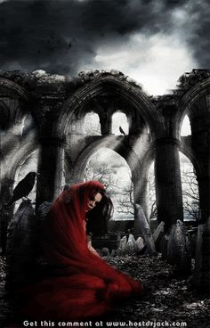 The largest online art gallery and community Dark Fantasy Art, Dark Gothic Art, Dark Art, Fantasy Women, Dark Beauty, Gothic Beauty, Vampire Pictures, Gothic Images, Dark Images