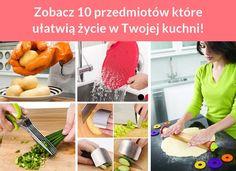 Zobacz 10 przedmiotów które ułatwią życie w Twojej kuchni!